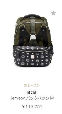 11万円もする高級バッグでした