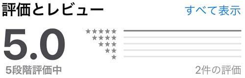 イエロートークの口コミは最高評価が多く運営会社が自作自演している可能性が高いです